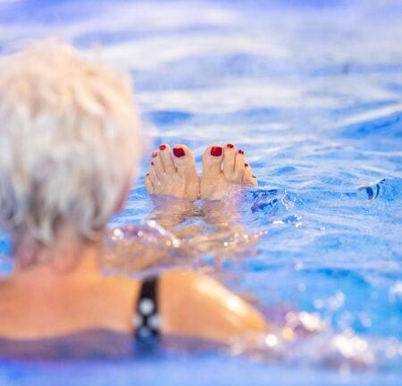 Recreatief dameszwemmen