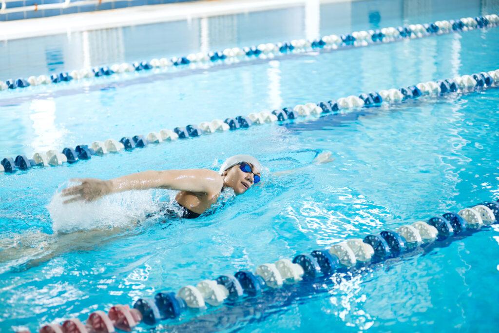 conditie techniek zwemmen
