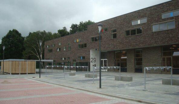 Gymzaal Cornelis Trooststraat