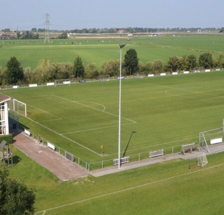 Sportveld Wirdum