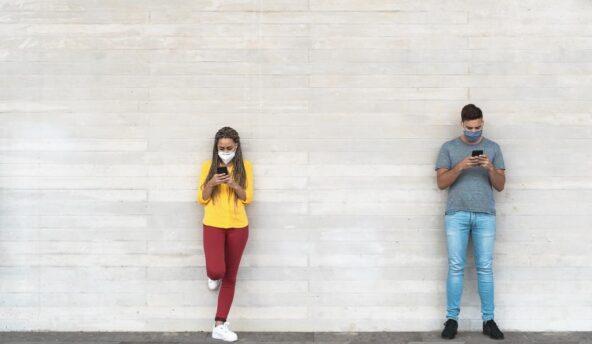 Jongeren in Coronatijd